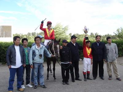 2006年北京速度马秋季公开赛