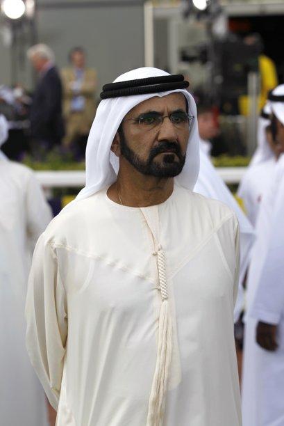第17届迪拜世界杯图片全记录
