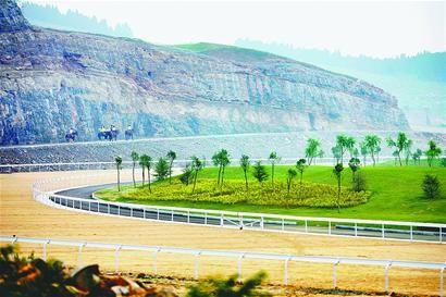 济南国际赛马场有望成为休闲新地标
