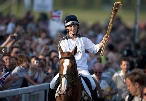 英国女王外孙女将为英国出战奥运