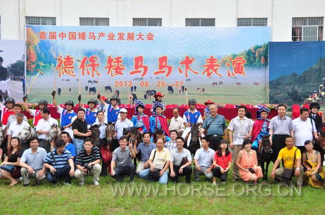 少年马球日趋专业,中国矮马前途无量