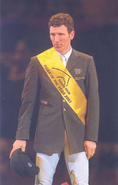 鲁德格尔·比尔鲍姆——一个世界顶级骑手的传记
