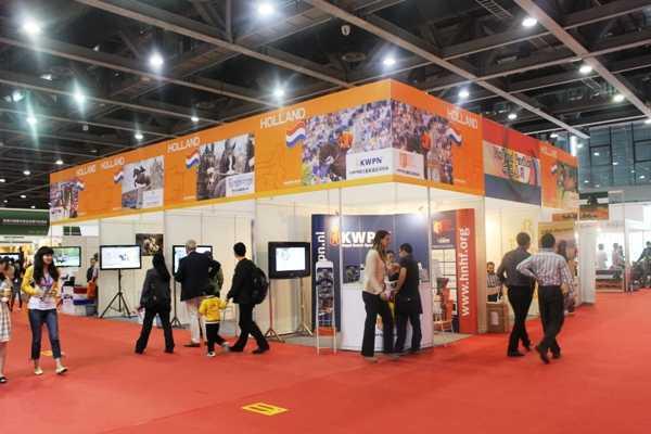 最炫马术风——广州国际马业博览会扬帆开启