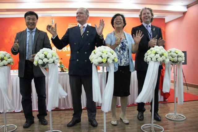 中国首家2014世界马术运动会合作伙伴确立