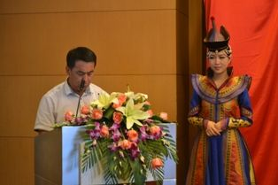 中国内蒙古呼和浩特驭马文化节正式揭幕