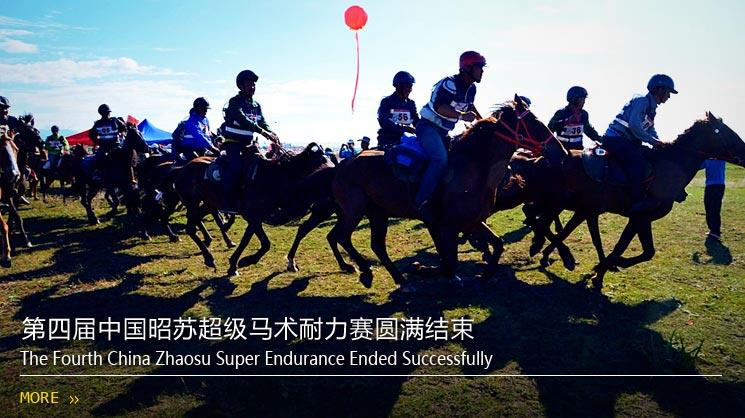 第四届中国昭苏超级马术耐力赛圆满结束