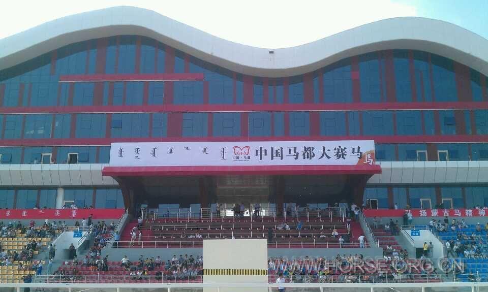 以创新为看点 2014中国马都大赛马开幕