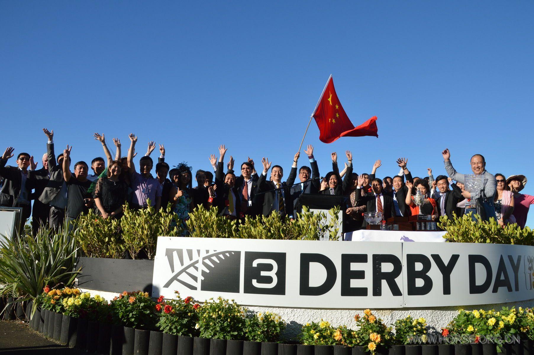 新西兰:中国马主首夺一级赛冠军轰动全场