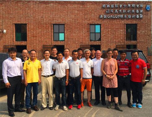 2015北京马术运动协会青少年委员会工作会议公告